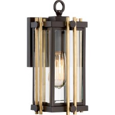 Quoizel Goldenrod Wall Lantern Small