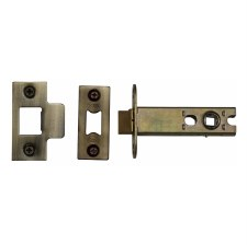 Heritage Heavy Duty Mortice Tubular Latch YKAL4 Antique Brass 4""