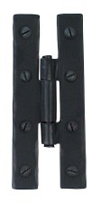 "From The Anvil H Hinges 3"" Black"