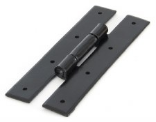 """From The Anvil H Hinges 7"""" Black"""