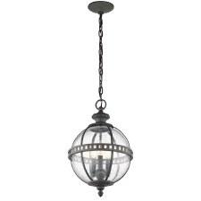 Kichler Halleron Chain Hanging Lantern