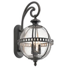 Kichler Halleron Medium Outdoor Wall Light