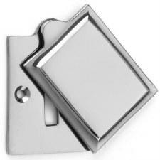 Croft Hampton Escutcheon 4562 Polished Chrome