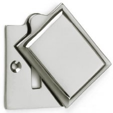 Croft Hampton Escutcheon 4562 Polished Nickel