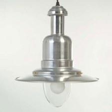 Harbour Ceiling Pendant Light Large Aluminium