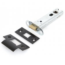 """From The Anvil Heavy Duty Mortice Latch 4"""" Black"""