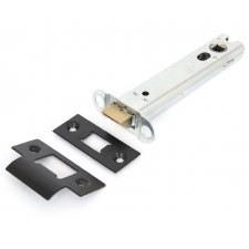 """From The Anvil Heavy Duty Mortice Latch 5"""" Black"""
