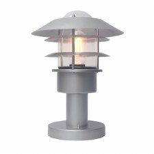 Elstead Helsingor Pedestal Lantern Light