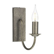 David Hunt HER0763 Herriot Single Wall Light Bronze