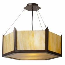 Hudson Uplighter Medium Ceiling Pendant