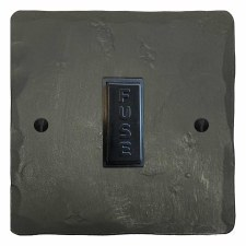 Hand Forged Fused Spur Connection Unit 13 Amp Anthracite