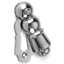 Croft Highgrove Escutcheon 4568 Polished Chrome