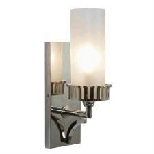 Highlander Single Wall Light Polished Nickel
