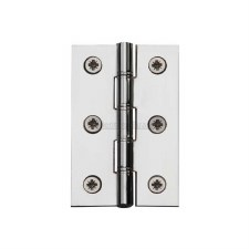 Heritage Hinge PR88-400 Polished Chrome