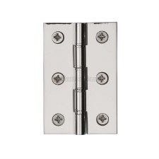 Heritage Hinge PR88-400 Polished Nickel