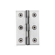 Heritage Hinge PR88-400 Satin Chrome