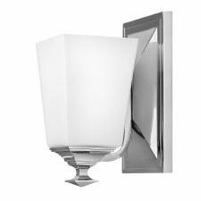 Elstead Baldwin Bathroom Wall Light Polished Chrome