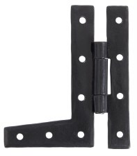 "From The Anvil HL Hinges 3"" Black"