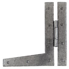 "From The Anvil HL Hinges 9"" Pewter"