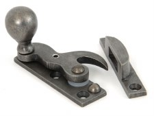 From The Anvil Sash Fastener Antique Pewter