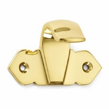 Croft 2855 Sash Lift Polished Brass Unlacquered