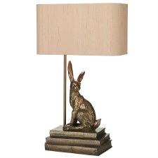 David Hunt HOP4263 Hopper Table Lamp Base Bronze