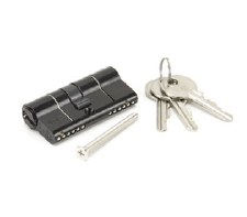 From The Anvil Euro Lock Cylinder 30/35 Black Keyed Alike