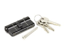 From The Anvil Euro Lock Cylinder 30/35 Black