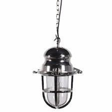 Nautical Ceiling Pendant Light Aluminium
