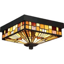Quoizel Inglenook Flush Porch Light