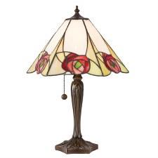 Interiors 1900 Ingram Tiffany Table Lamp