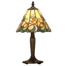 Interiors 1900 Jamelia Small Tiffany Table Lamp