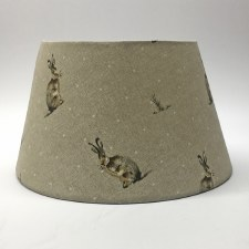 Jersey Table Lamp Shade 30cm - Hare Design