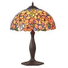 Interiors 1900 Josette Tiffany Table Lamp