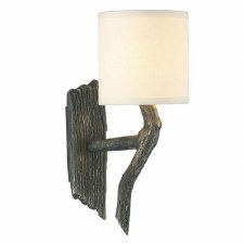 David Hunt JOS0763 Joshua Wall Light Cream Shade