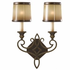 Feiss Justine Double Wall Light