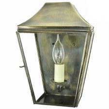 Knightsbrigde Half Small Lantern Light Antique