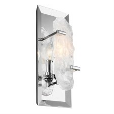Feiss Katerina Wall Light Polished Chrome