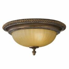 Feiss Kelham Hall Flush Ceiling Light