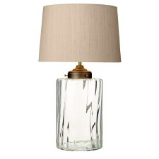 David Hunt KEW4208 Kew Table Lamp Base Clear
