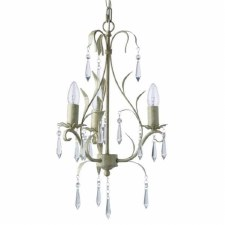 Valsan Kingston Ceiling Light Ivory