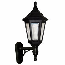 Elstead Kinsale Outdoor Wall Light Lantern Black