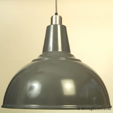 Kitchen Ceiling Pendant Light Shingle Grey