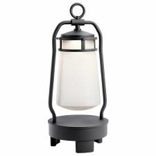Kichler Lyndon Bluetooth Lantern with UK Plug