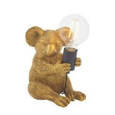Koala Table Lamp Vintage Gold