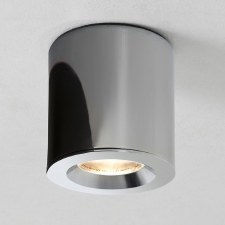 Kos Spot Light Round Polished Chrome