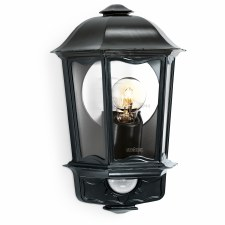 Steinel L190S Lantern with PIR Black