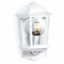 Steinel L190S Lantern with PIR White