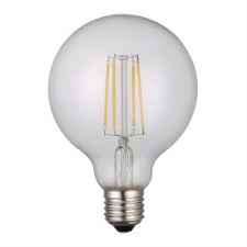 Globe Bulb ES/E27 6W LED Dimmable