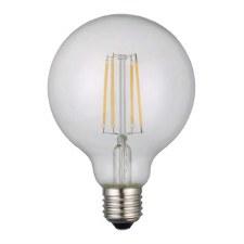 LED ES Globe Bulb 6W Dimmable
